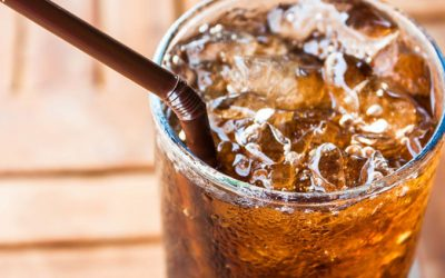 Healthy 2 Ingredient Soda