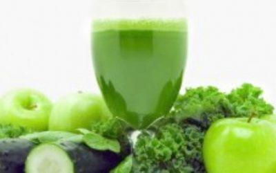Healthy Detoxifying Green Juice