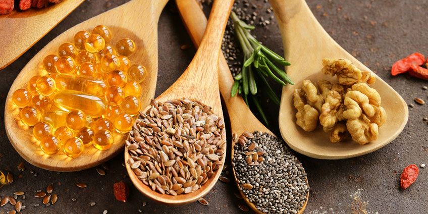 Omega 3 Rich Foods: Beyond the Sea
