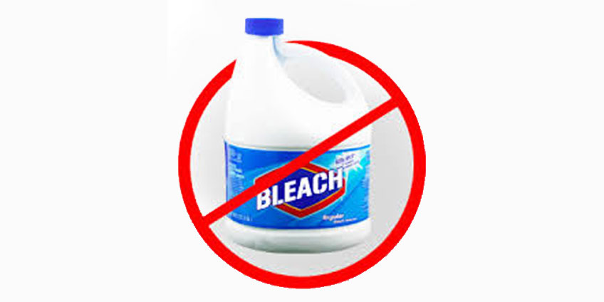 Ditch The Chlorine! Make Your Own Bleach