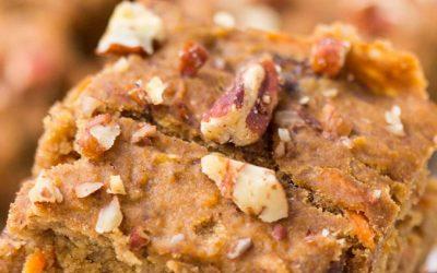 Baked Cocoa-Almond Quinoa