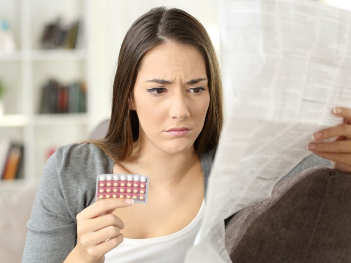 Side Effects of Birth Control Pills | Metagenics Institute