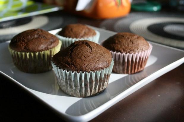 Vegan Gluten-free Chocolate Cupcakes