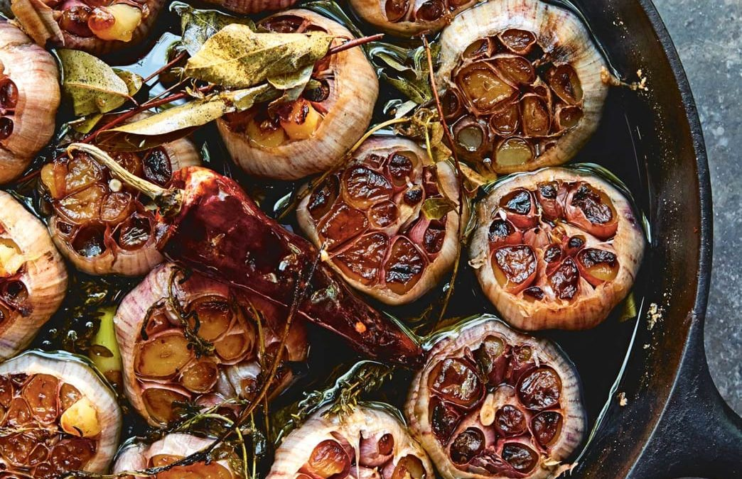 This Simple Recipe is Our New Favorite Way to Roast Garlic