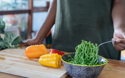 Four Ways of Eating More Veggies Improve Your Mood