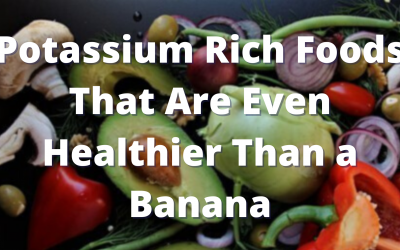 Potassium Rich Foods That Are Even Healthier Than a Banana